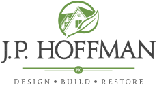 J.P. Hoffman Design Build Logo