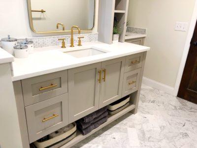 Norfolk bathroom remodel
